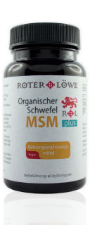 RoL MSM – Szerves kén (kapszula)